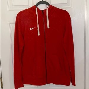 Nike hooded sweatshirt